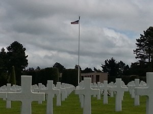 Fallen soldiers still protecting our flag