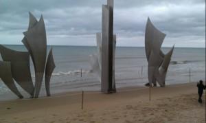 Memorial at Omaha