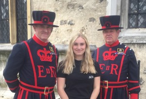 Madi and Beefeaters_c