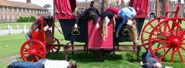 Hampton Court Carriage2